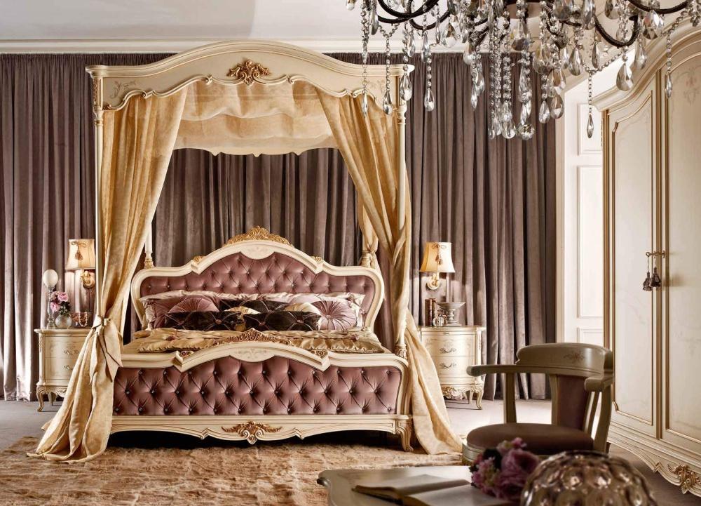 Кровать с балдахином Valderamobili - Casa Principe