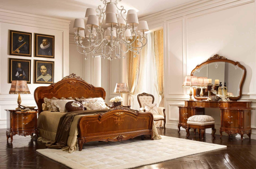 Спальня в классическом стиле Valderamobili - Casa Principe