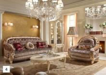 Мягкая мебель Barnini Oseo David