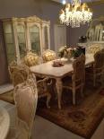 Стол со стульями AGM - Monnalisa