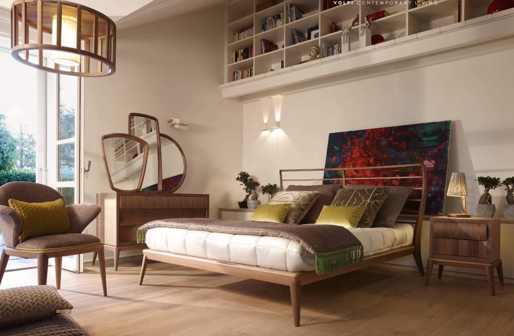 Мебель для спальни Volpi Сontemporary