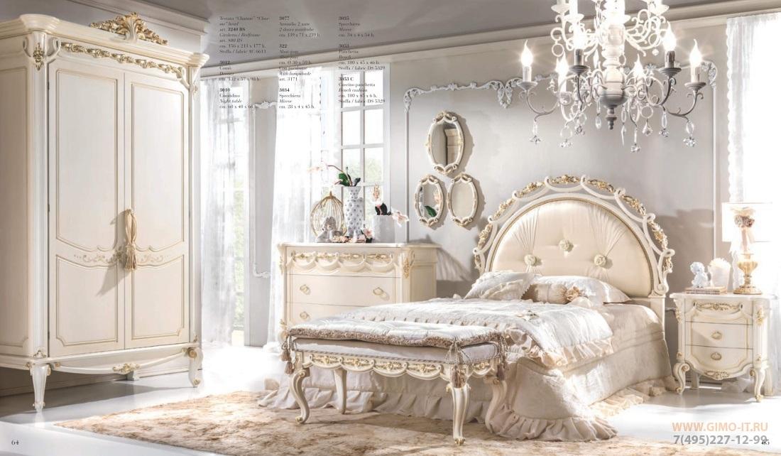 Спальня Antonelli Moravio C - Charme 3240 BS