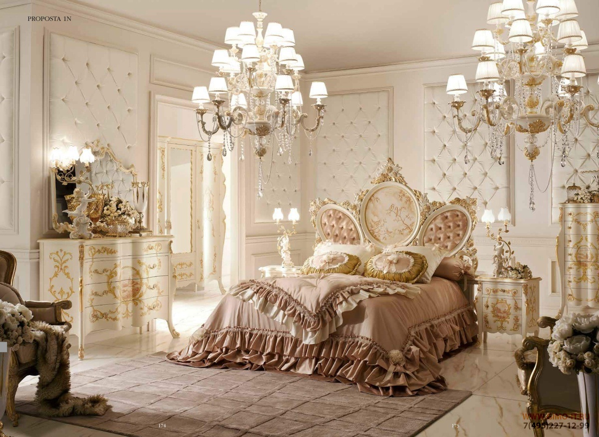 Спальня Andrea Fanfani - Notte