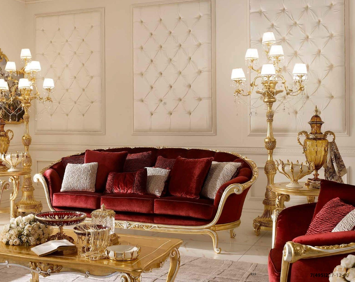 Мягкая мебель Andrea Fanfani - Giorno 746/D