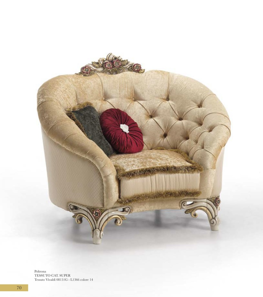 Кресло Altavilla - Lia