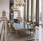 Стол со стульями Andrea Fanfani 6001/L