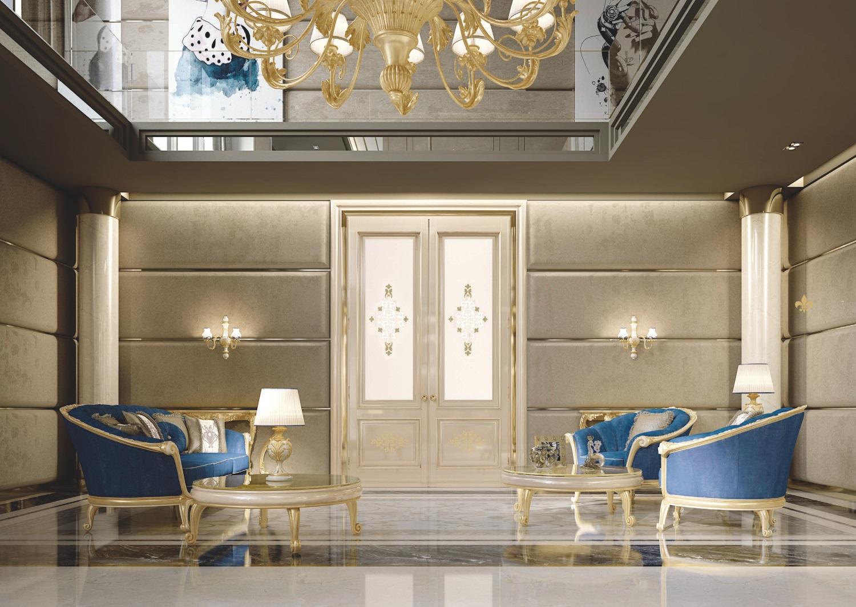 Мягкая мебель Andrea Fanfani