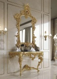 Консоль с зеркалом Andrea Fanfani