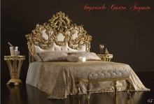 Резная кровать AGM - Imperiale