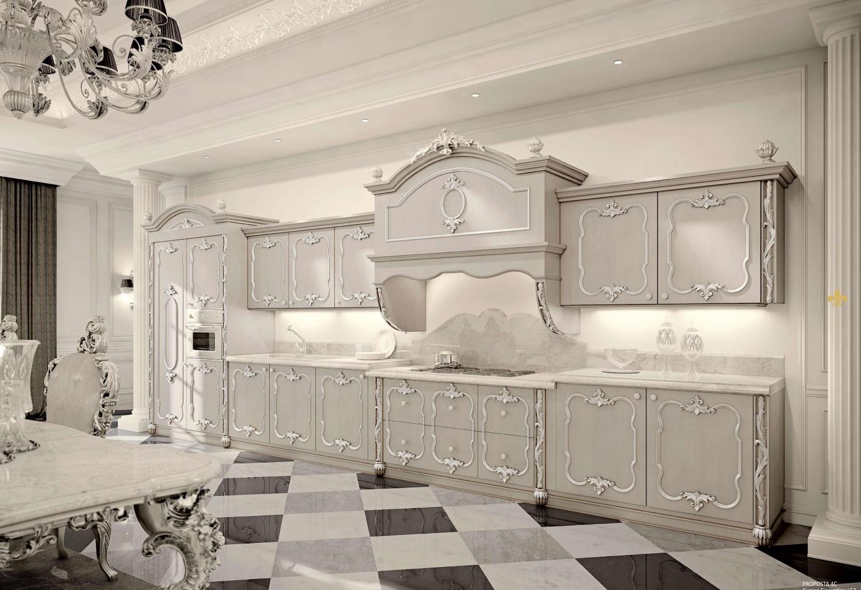 Классическая кухня Andrea Fanfani - Opera