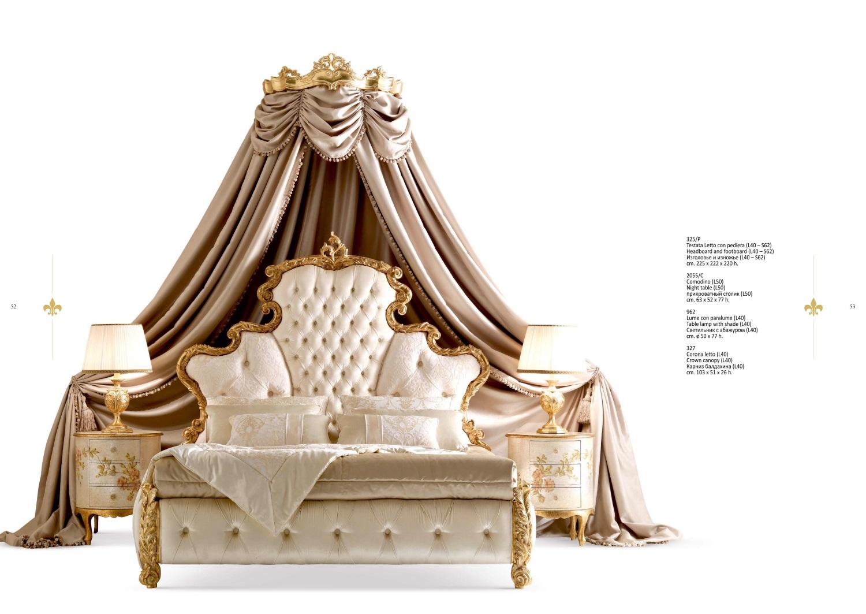 Кровать Andrea Fanfani - Opera