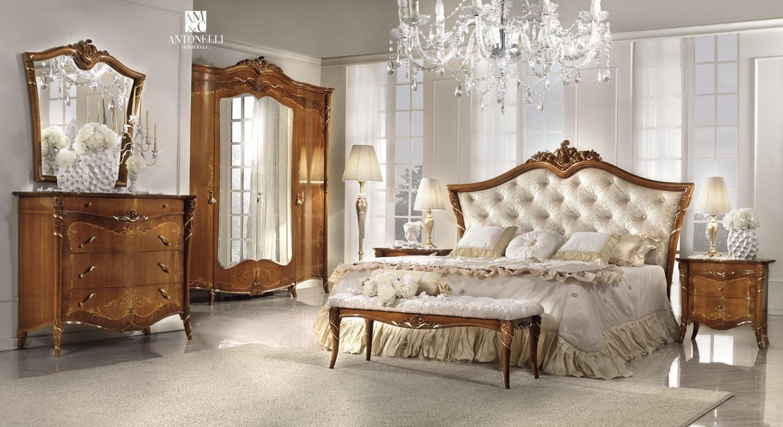 Классическая спальня Antonelli Moravio & C - Vittoria