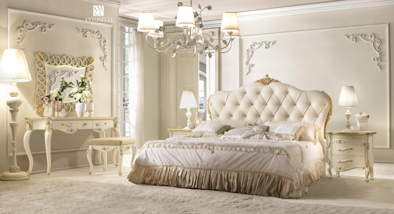 Кровать  Antonelli Moravio & C - Belvedere