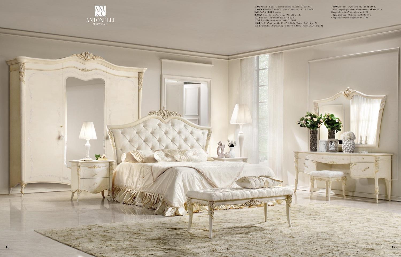 Спальный гарнитур Antonelli Moravio & C - Vittoria