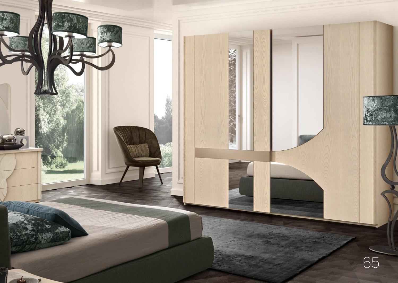 Шкаф с зеркалом Grilli - Cloe 390201