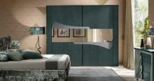 Шкаф с зеркалом Grilli - Cloe