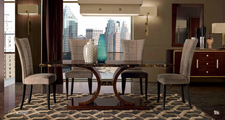 Стол со стульями Barnini Oseo - Richmond