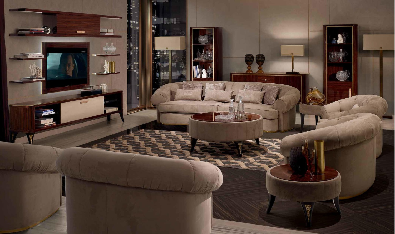 Мебель для гостиной Barnini Oseo - Richmond