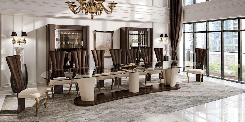 Стол со стульями Valderamobili - Diaspro
