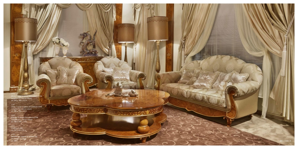 мягкая мебель Signorini Coco - Bellagio