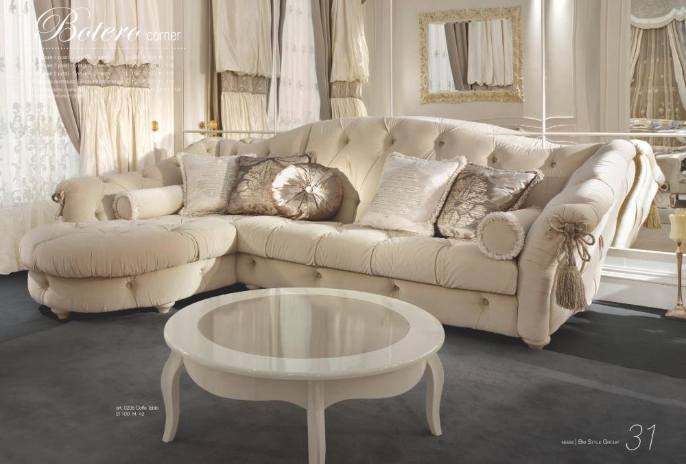 Угловой диван Botero BM Style
