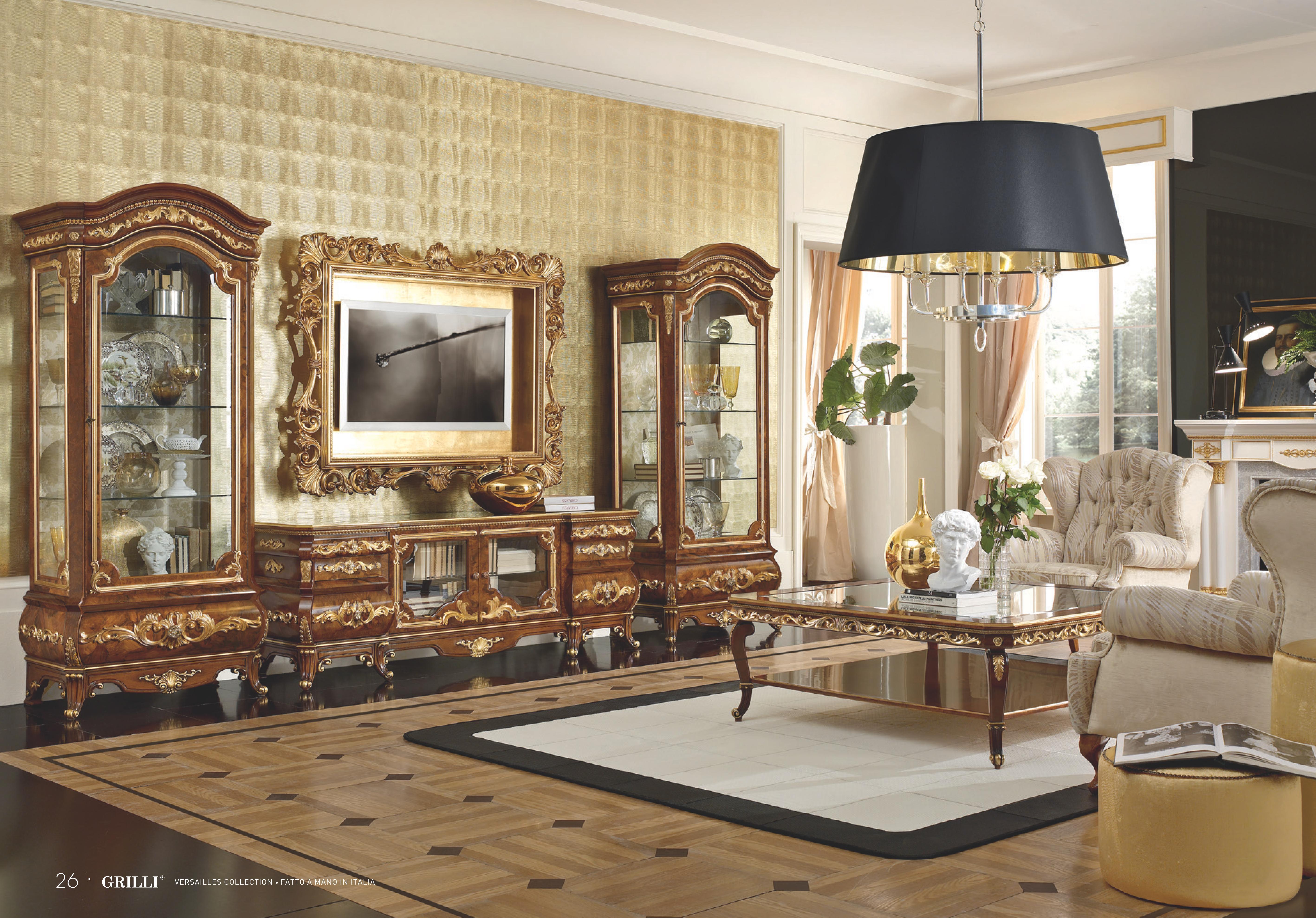 Grilli - Versailles