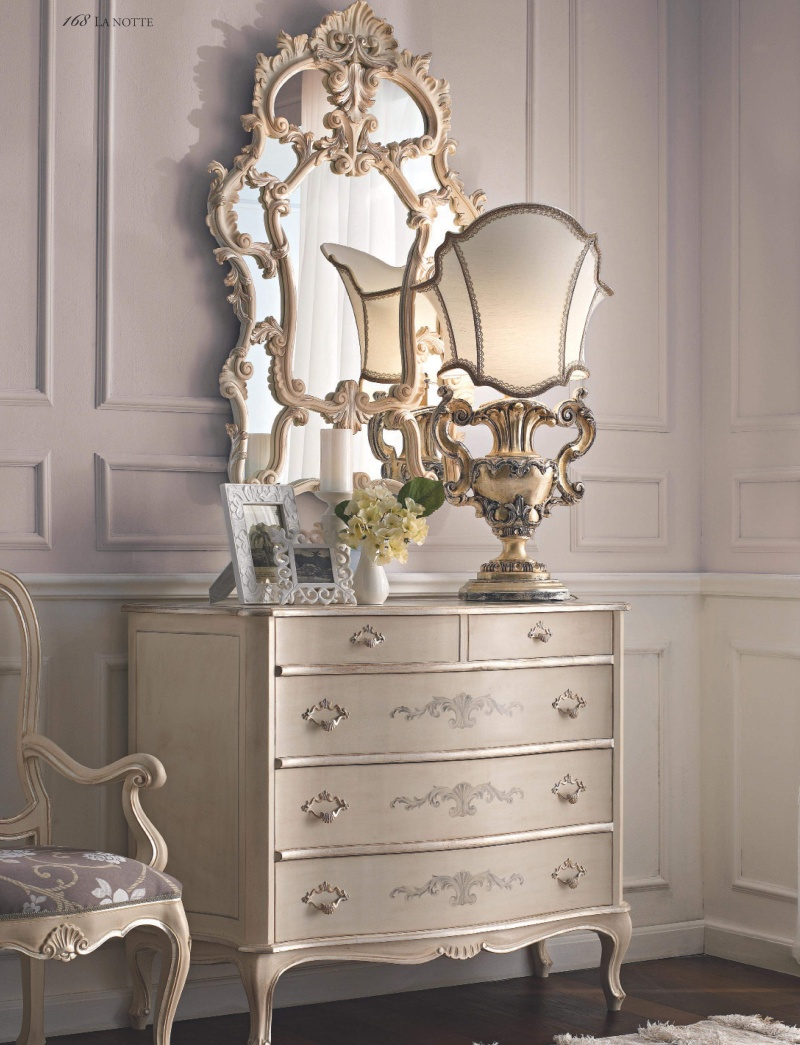 Шкаф для одежды - La Notte