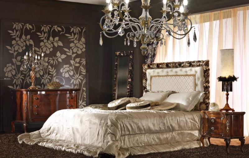 Antico Borgo Living - спальный гарнитур Италия