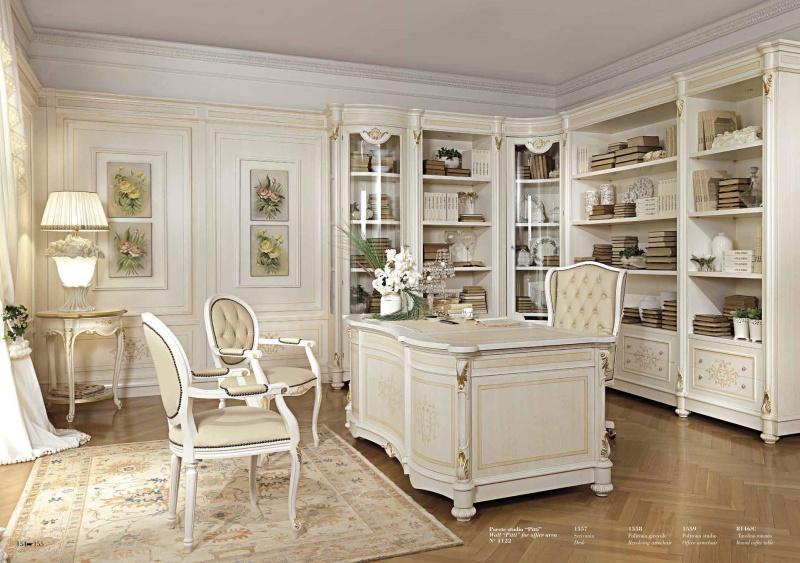 Итальянский кабинет для дома Antonelli Moravio AM