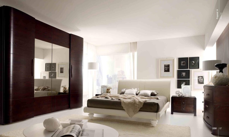 Стильная спальня - Barnini Oseo Fashion Time Barnini Oseo