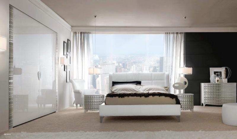 Стильная спальня Bova Notte