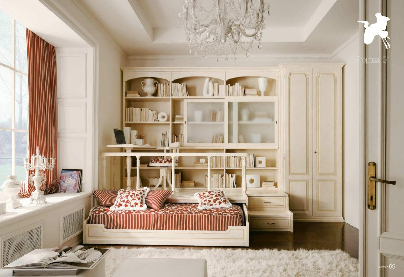 Детская комната для подростка Il Componibile