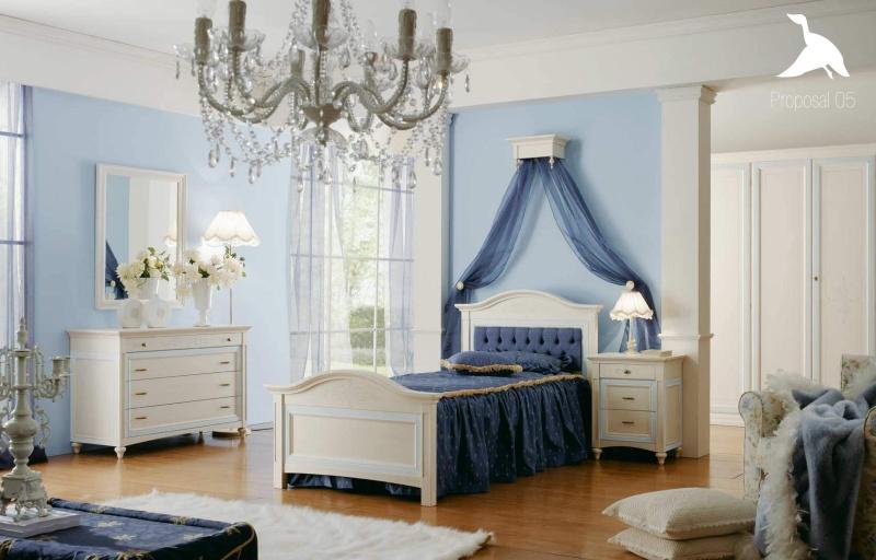 Набор детской мебели для мальчика Il Componibile
