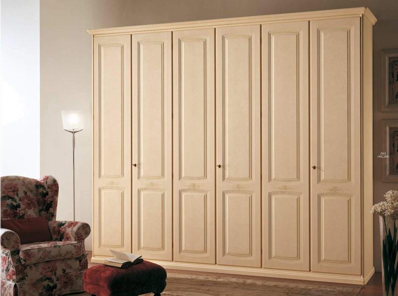Гардеробный шкаф в спальню - Италия Eden