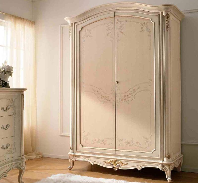 Гардеробный - инкрустированый шкаф Principe