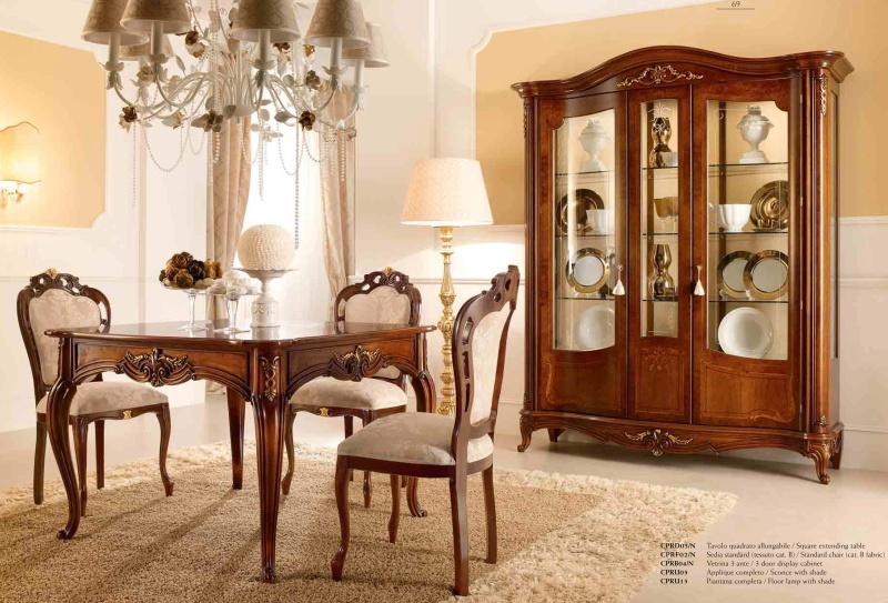 Столовая мебель - Италия Principe