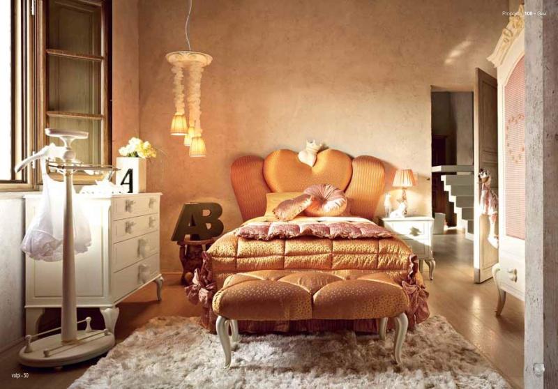 Стильная детская мебель - Италия Gaia