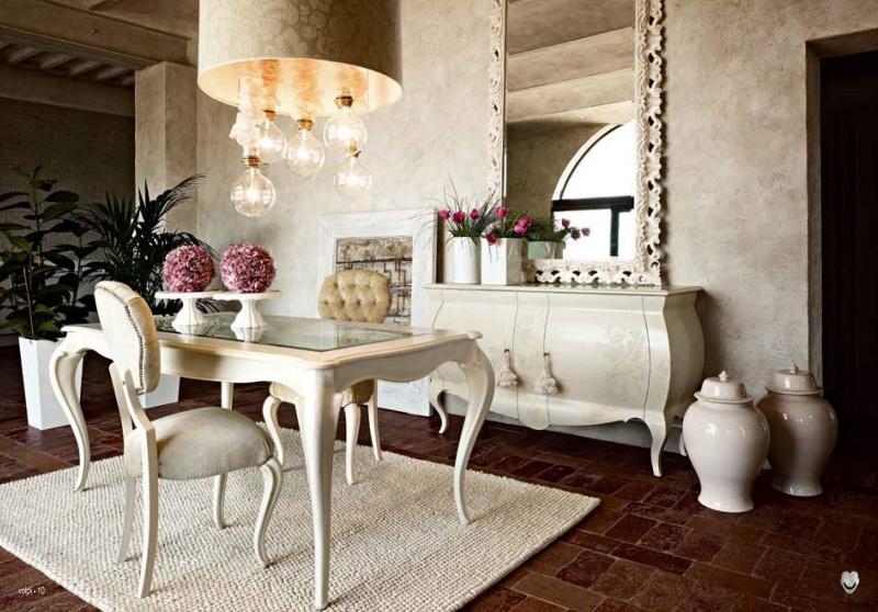 Мебель для столовой комнаты - цвет белый - Day