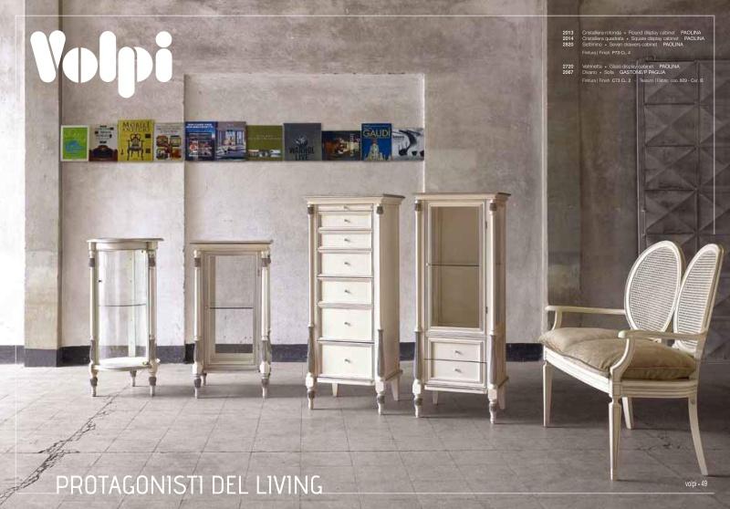 Комплект мебели из массива - слоновая кость Day 2011