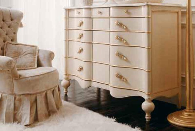 Гарнитур итальянской мебели Night 2011