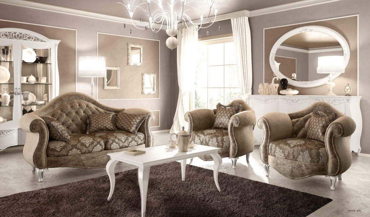 Мягкая мебель Signorini Coco - Naxos