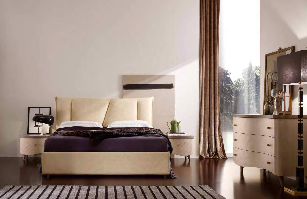 Кровать в коже Signorini Coco - Eclettica