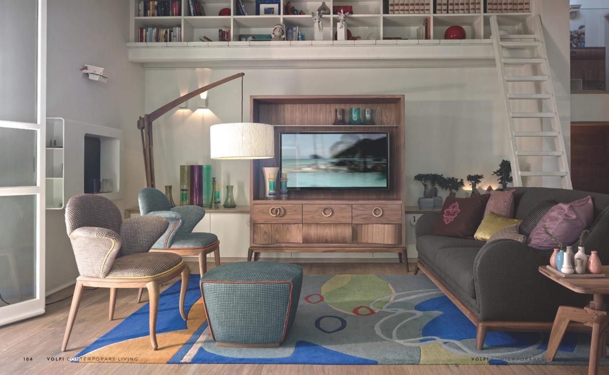 Мебель для ТВ Volpi - Contemporary