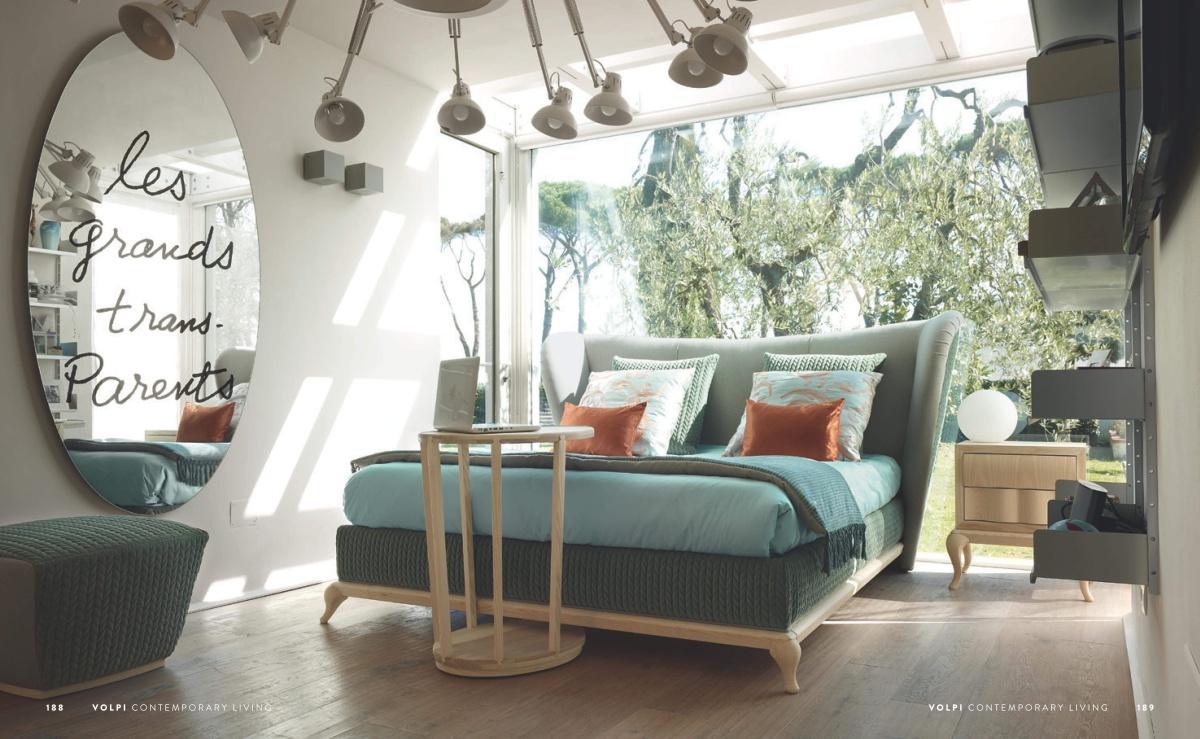 Мебель для спальни в стиле модерн Volpi - Contemporary
