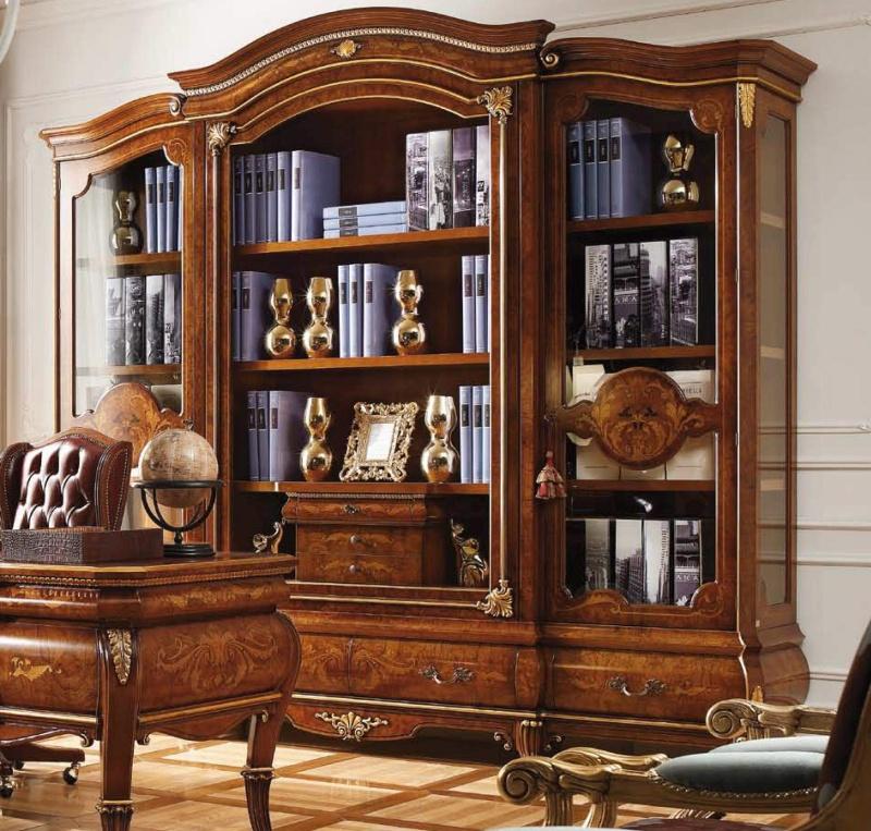 Кабинетная мебель для дома - классика The Book