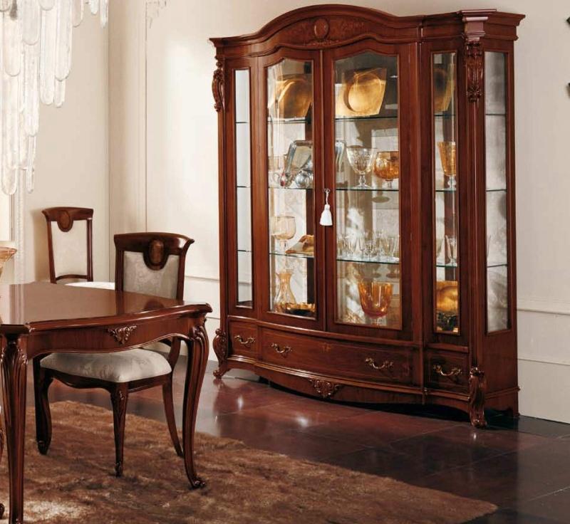 Мебель в столовую классика - массив The Book