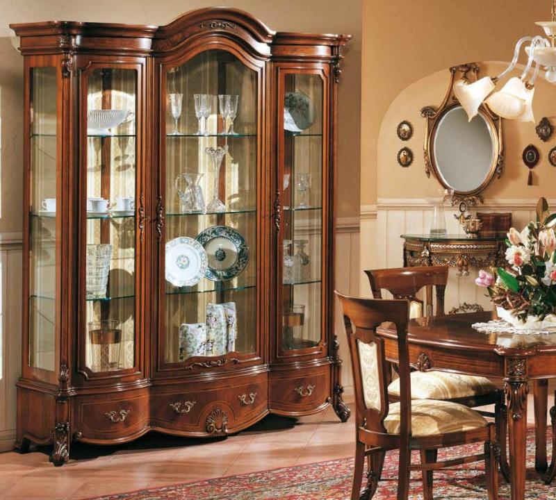 Стильный комплект мебели для столовой The Book
