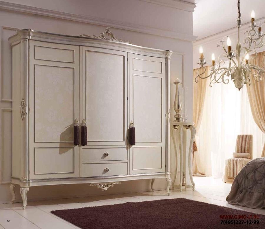 Одежный шкаф - неоклассика - Antico Borgo Living