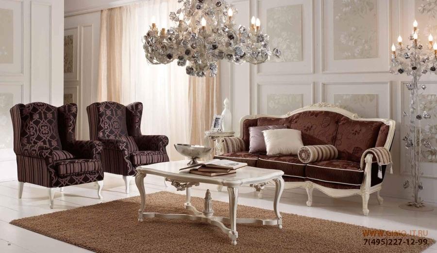 Комплект мягкой мебели в гостиную - Antico Borgo Living