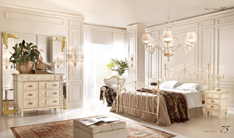 Мебель для спальни Bova Proposta 10